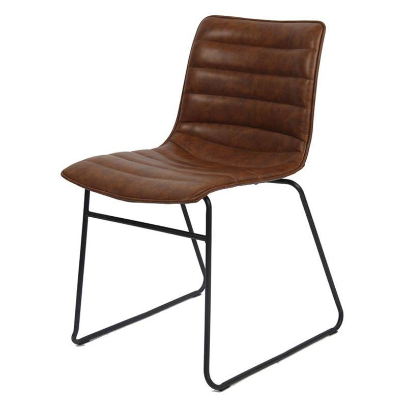 Cadeira-Budd-Assento-Courino-Marrom-com-Base-Aco-Preto---48056