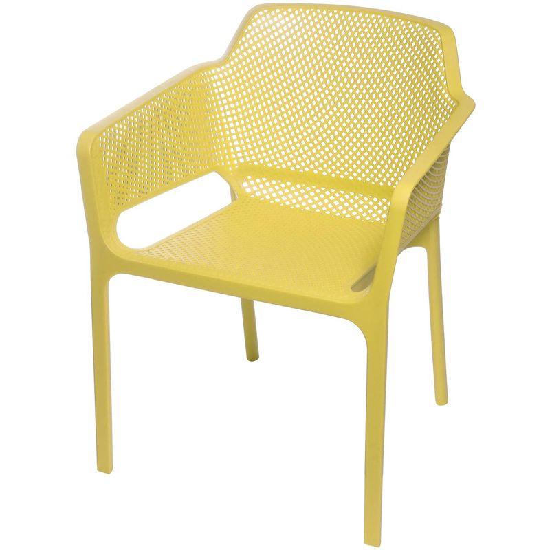 Cadeira-Net-Nard-Empilhavel-Polipropileno-com-Braco-cor-Amarelo---53568-