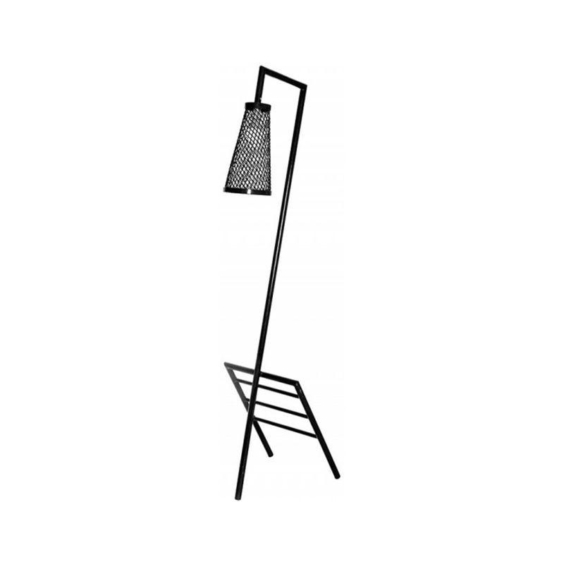Luminaria-Revisteiro-Plus-Estrutura-em-Tubo-Redondo-de-Ferro-cor-Preto-165-MT--ALT----53603-Preto