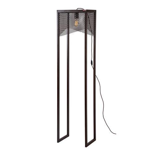 Luminaria-de-Chao-Domo-Estrutura-de-Tubo-de-Ferro-cor-Preto-168-MT--ALT----53621