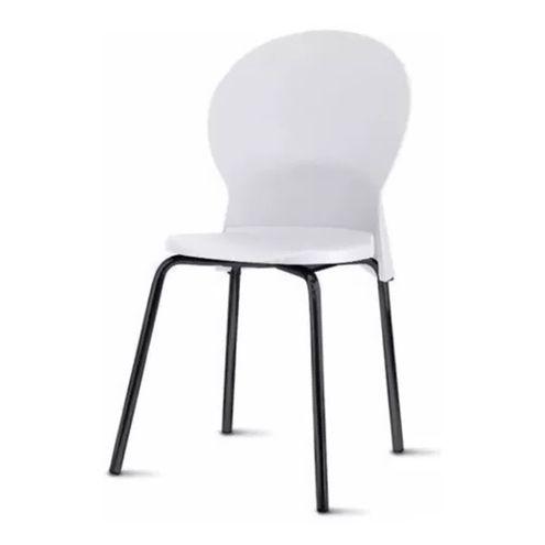 Cadeira-Luna-Assento-Branco-Base-Preta---53835