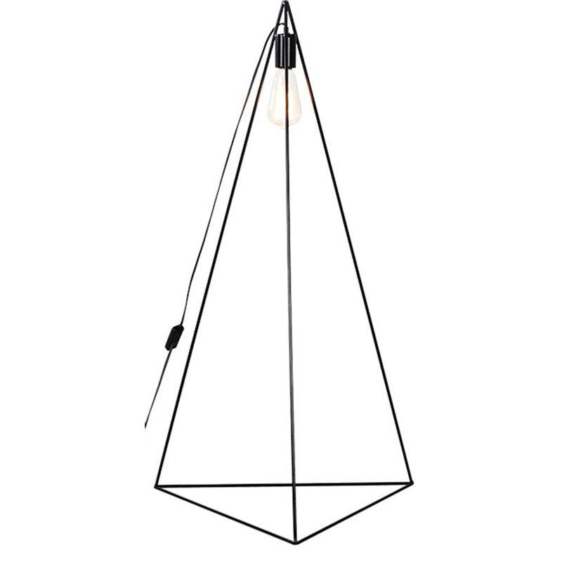 Luminaria-de-Chao-Seixo-Estrutura-em-Ferro-Redondo-cor-Preto-098-cm--ALT----54097