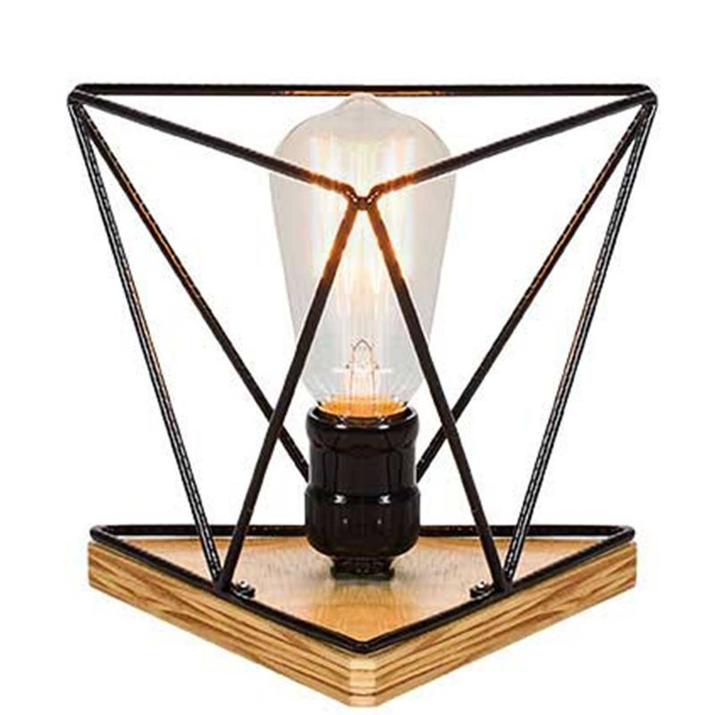 Luminaria-Genius-Estrutura-de-Ferro-Redonda-cor-Preto-019-cm--LARG----54092