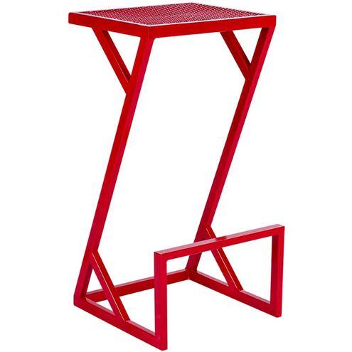 Banqueta-Rock-Estrutura-em-Tubo-Tela-Expandida-cor-Vermelho-80cm--ALT----54196