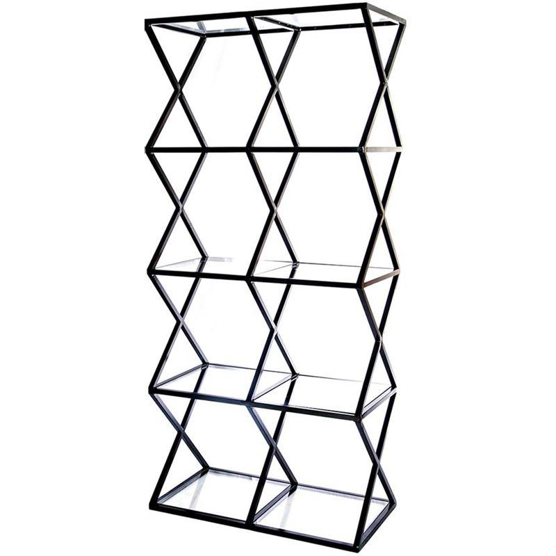 Estante-Louvre-com-Vidro-Estrutura-em-Tubo-cor-Preto---53545