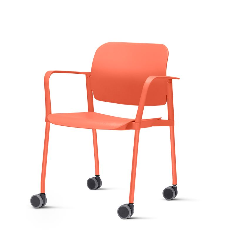 Cadeira-Leaf-com-Bracos-Base-Rodizio-Laranja---54260-