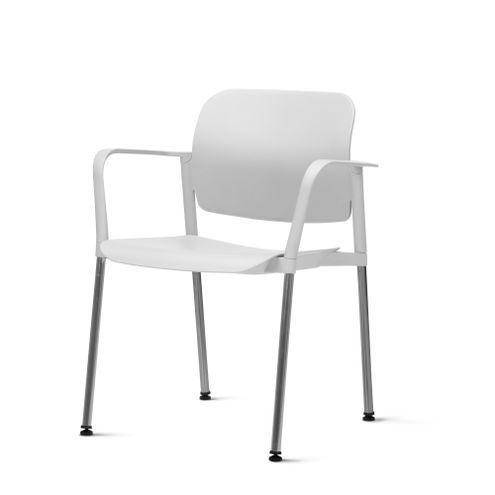 Cadeira-Leaf-com-Bracos-Assento-Branco-Base-Cromada---54264