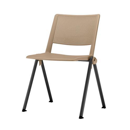 Cadeira-Up-Assento-Bege-Base-Fixa-Preta---54316-
