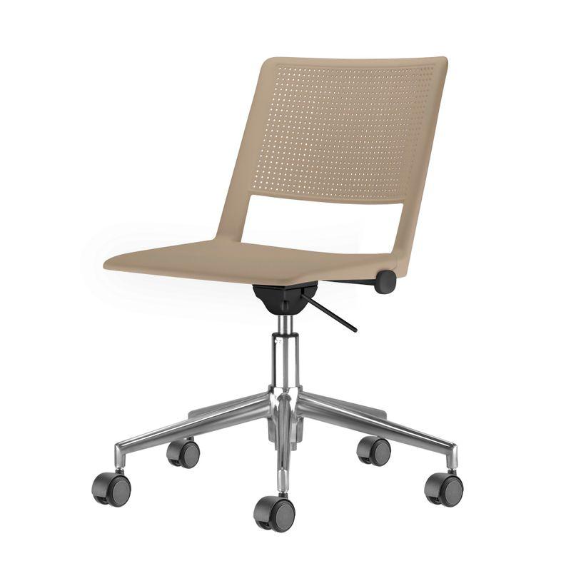 Cadeira-Up-Assento-Bege-Base-Rodizio-Piramidal-em-Aluminio---54321