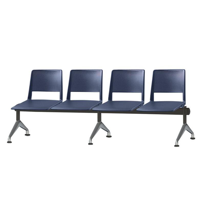 Longarina-Up-com-4-Lugares-Assento-Azul-Base-em-Aluminio---54398
