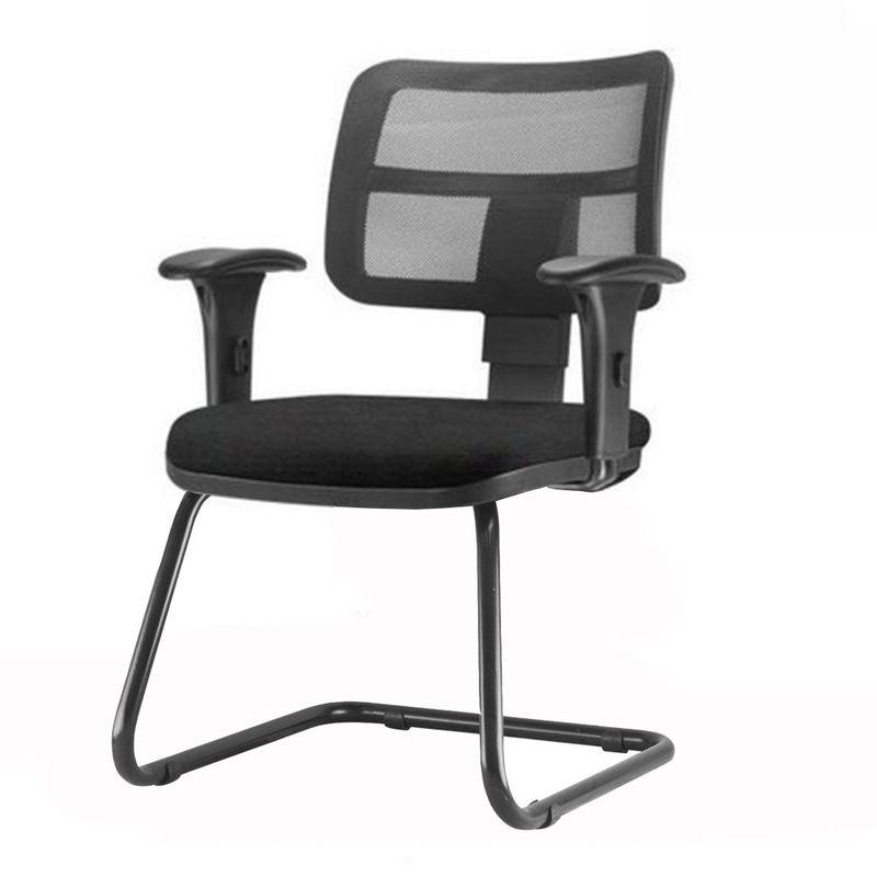 Cadeira-Zip-Tela-Com-Bracos-Assento-Crepe-Base-Fixa-Preta---54424