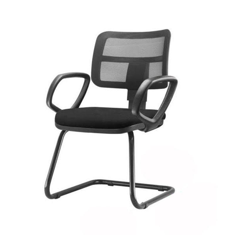 Cadeira-Zip-Tela-Com-Bracos-Fixos-Assento-Crepe-Base-Fixa-Preta---54471