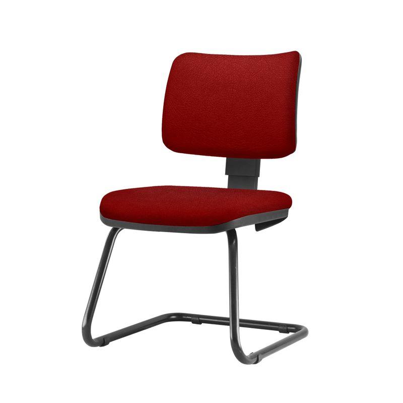 Cadeira-Zip-Assento-Courino-Vermelho-Base-Fixa-Preta---54433