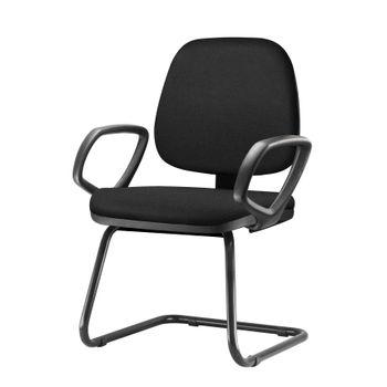 Cadeira-Job-Com-Bracos-Fixos-Assento-Crepe-Base-Fixa-Preta---54545