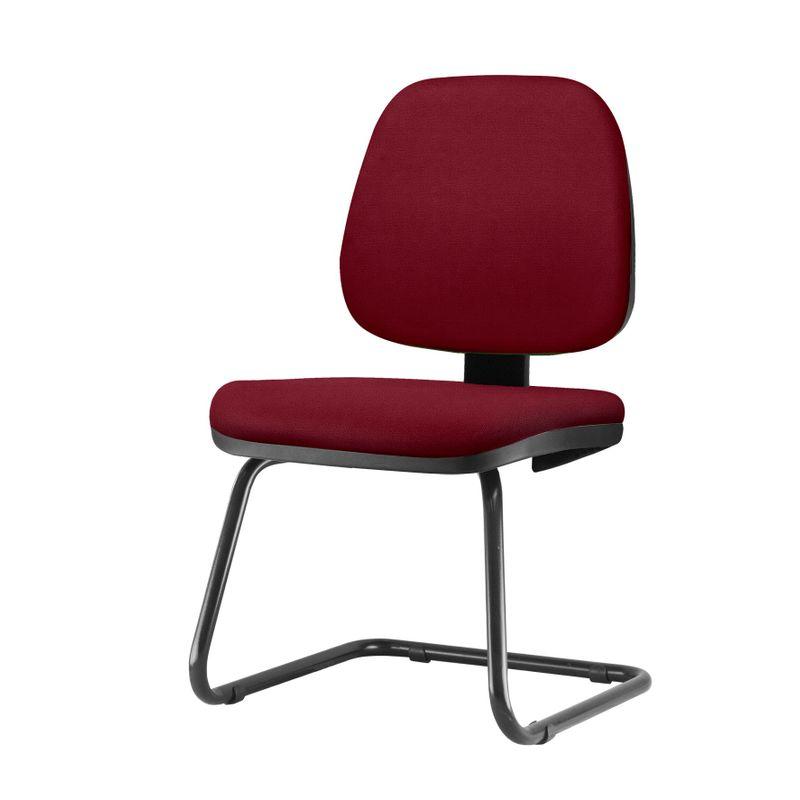 Cadeira-Job-Assento-Crepe-Vinho-Base-Fixa-Preta---54560