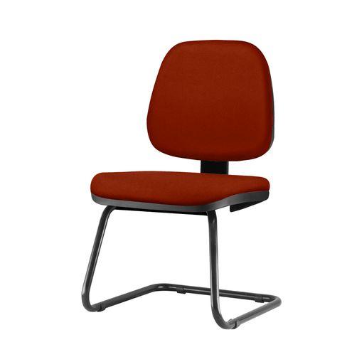 Cadeira-Job-Assento-Crepe-Vermelho-Bordo-Base-Fixa-Preta---54562-