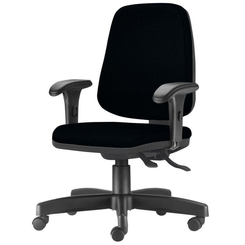 Cadeira-Job-Diretor-com-Bracos-Curvados-Courino-Base-Rodizio-Metalico-Preto---54638