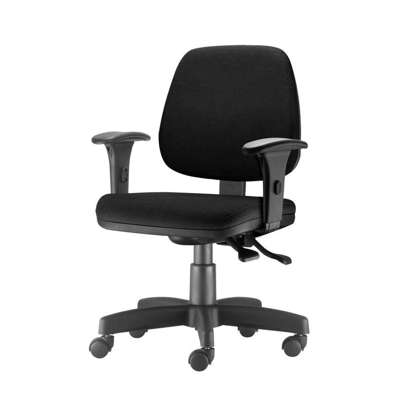 Cadeira-Job-com-Bracos-Assento-Courino-Base-Rodizio-Metalico-Preto---54577