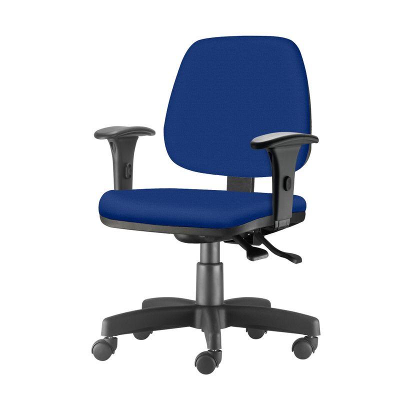 Cadeira-Job-com-Bracos-Assento-Courino-Azul-Base-Rodizio-Metalico-Preto---54606