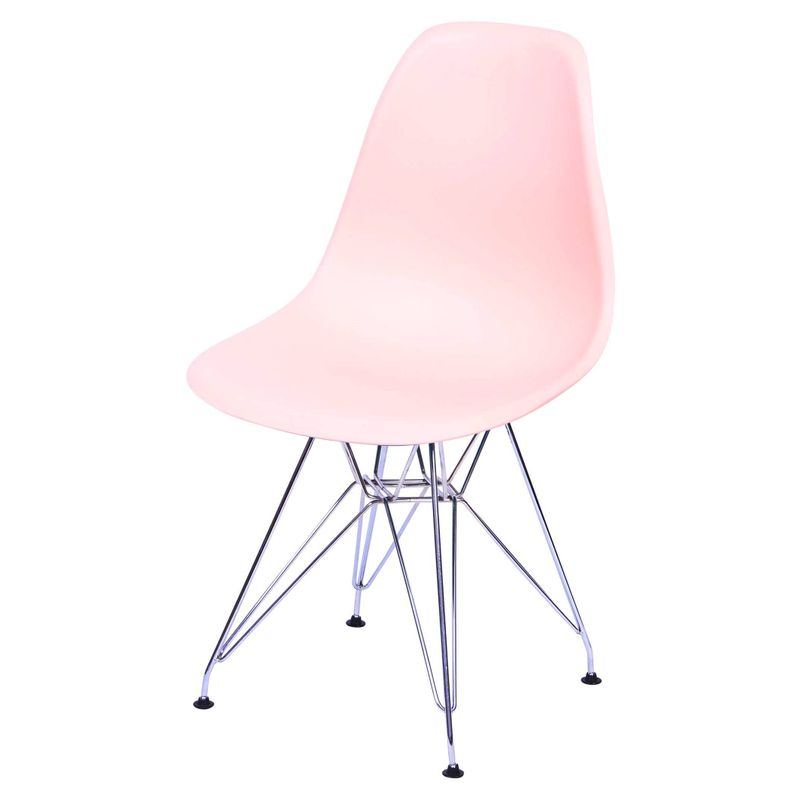 Cadeira-Eames-Polipropileno-Salmao-Base-Cromada---43033-