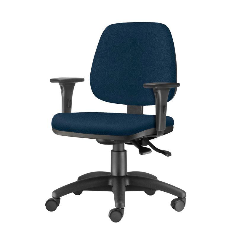 Cadeira-Job-com-Bracos-Assento-Courino-Azul-Escuro-Base-Nylon-Arcada---54615-