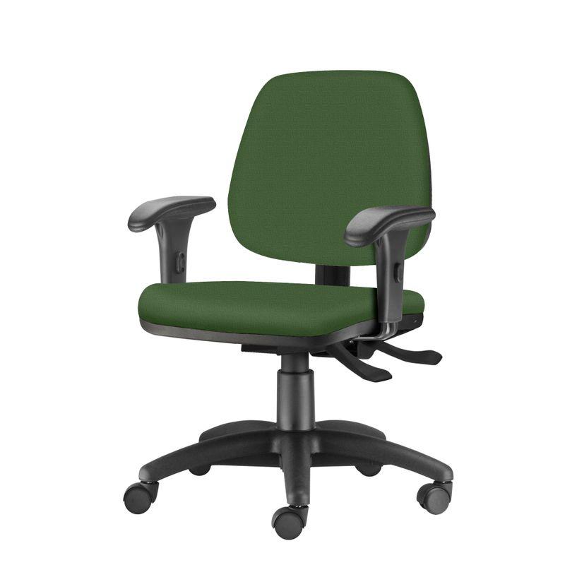 Cadeira-Job-com-Bracos-Curvados-Assento-Crepe-Verde-Base-Rodizio-Metalico-Preto---54619