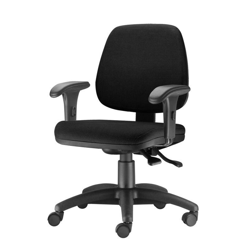 Cadeira-Job-com-Bracos-Curvados-Assento-Crepe-Preto-Base-Rodizio-Metalico-Preto---54580