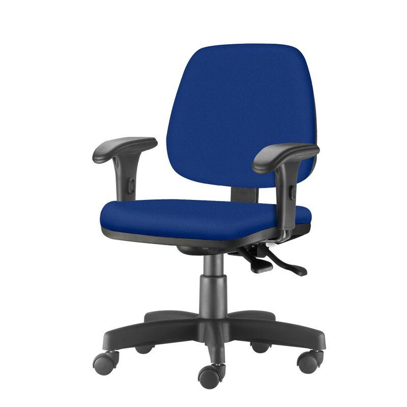 Cadeira-Job-com-Bracos-Curvados-Assento-Courino-Azul-Base-Rodizio-Metalico-Preto---54624
