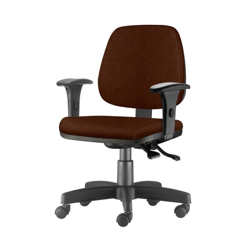 Cadeira-Job-com-Bracos-Semi-Curvados-Assento-Courino-Marrom-Base-Nylon-Arcada---54631