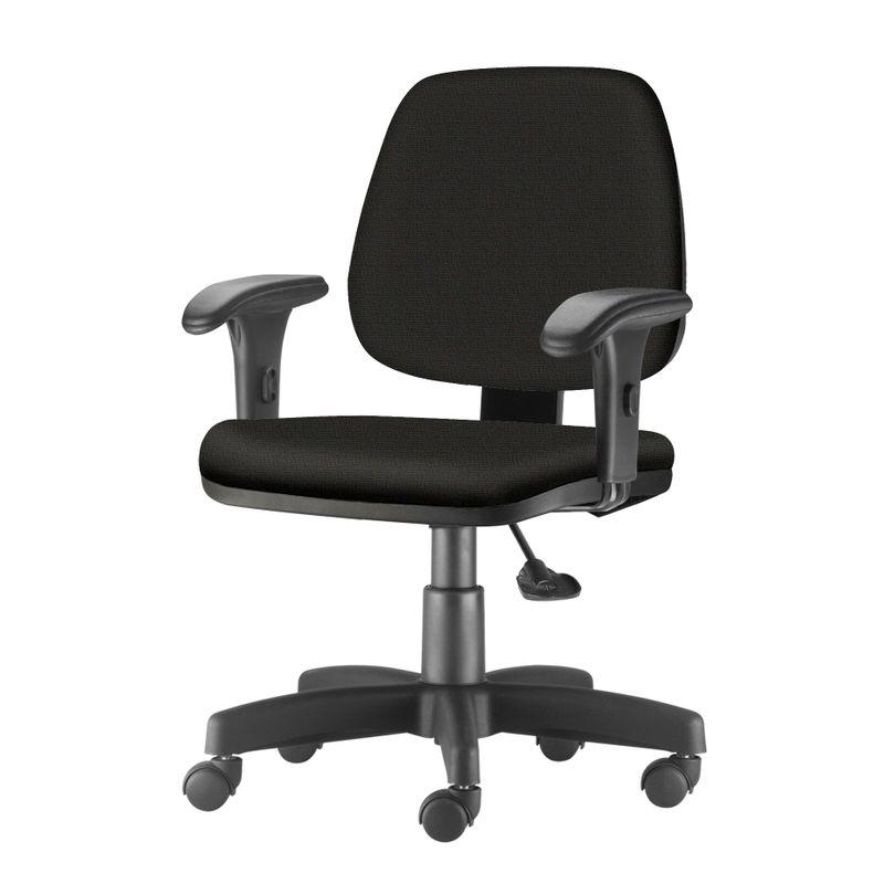 Cadeira-Job-com-Bracos-Curvados-Assento-Fixo-Crepe-Base-Rodizio-Metalico-Preto---54596-