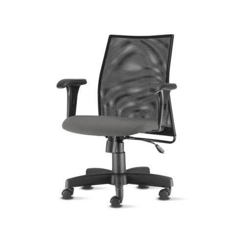 Cadeira-Liss-com-Bracos-Curvados-Assento-Crepe-Cinza-Escuro-Base-Metalica-Preta---54653