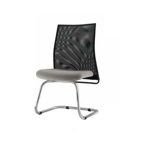 Cadeira-Liss-Assento-Crepe-Cinza-Claro-Base-Fixa-Cromada---54666