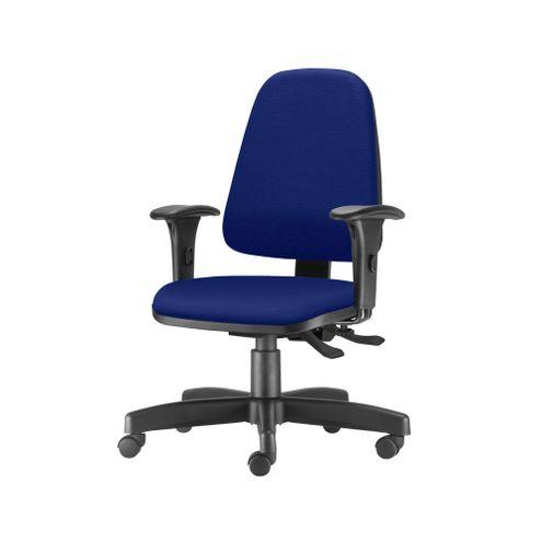 Cadeira-Sky-Presidente-com-Bracos-Curvados-Assento-Courino-Azul-Base-Metalica-Preta---54804-