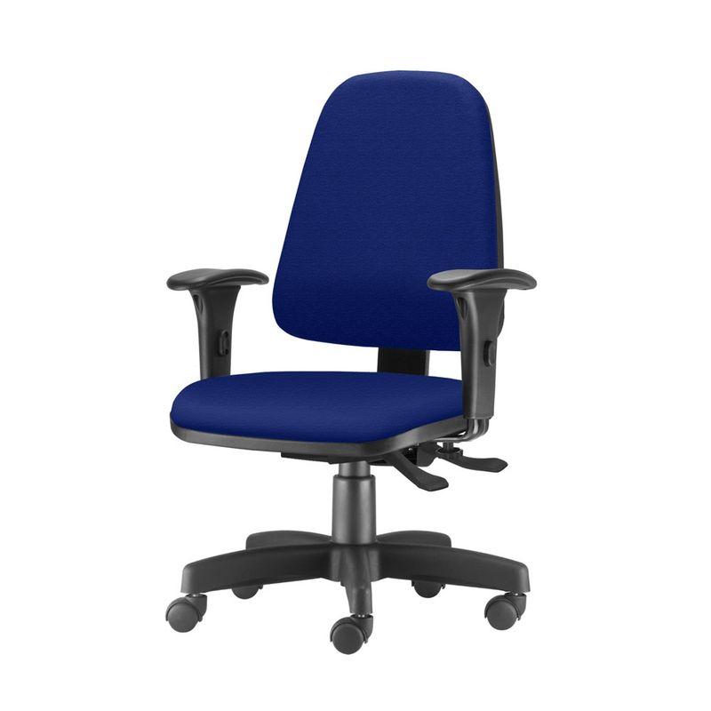 Cadeira-Sky-Presidente-com-Bracos-Assento-Courino-Azul-Base-Metalica-Preta---54810