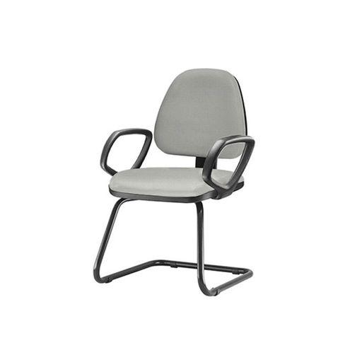 Cadeira-Sky-com-Bracos-Fixos-Assento-Courino-Cinza-Claro-Base-Fixa-Preta---54830-