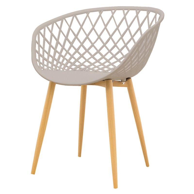 Cadeira-Clarice-Assento-em-Polipropileno-Nude-com-Base-Palito-cor-Madeira---51839