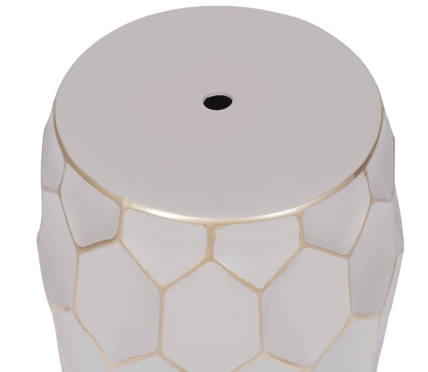 Seat Garden Golden Nude em Ceramica - 51920