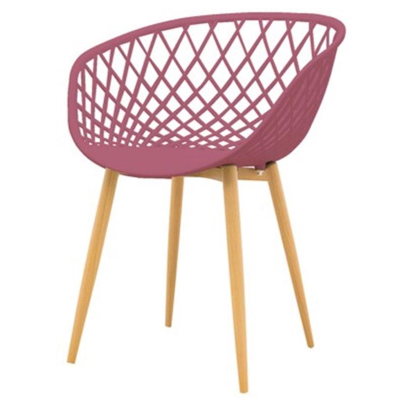Cadeira-Clarice-Assento-em-Polipropileno-cor-Cereja-com-Base-Palito-cor-Madeira---49366