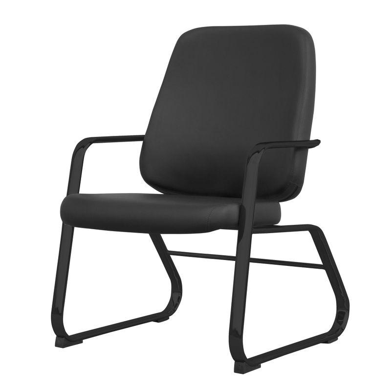 Cadeira-Maxxer-Diretor-Assento-Courino-Base-Fixa-Preta---54853