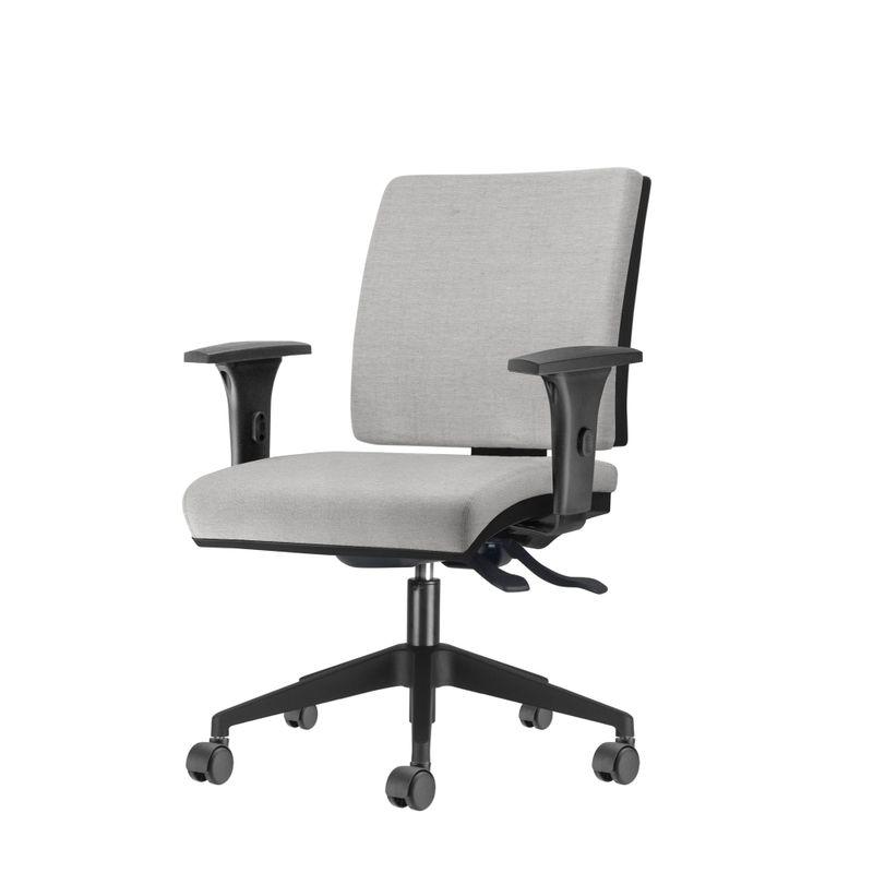 Cadeira-Simple-com-Braco-Assento-Crepe-Cinza-Claro-Base-Nylon-Piramidal---54937