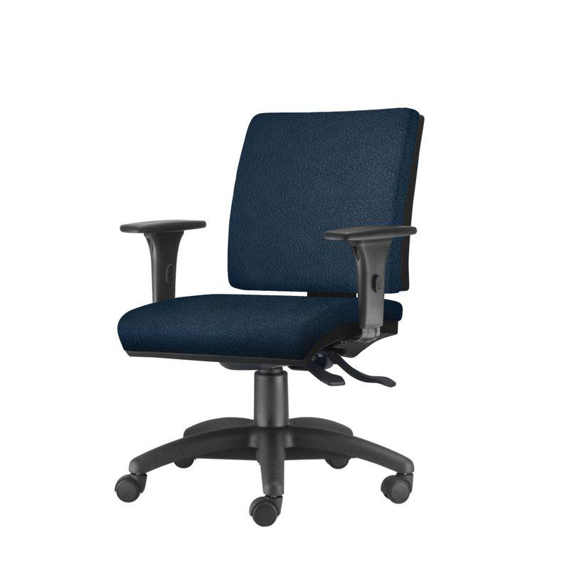 Cadeira-Simple-com-Braco-em-Courino-Assento-Crepe-Azul-Base-Nylon-Arcada---54923