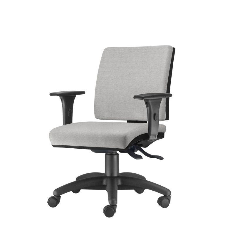 Cadeira-Simple-com-Braco-em-Courino-Assento-Crepe-Cinza-Claro-Base-Nylon-Arcada---54925-
