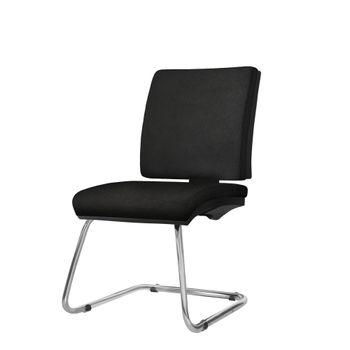 Cadeira-Simple-Assento-Courino-Preto-Base-Fixa-Cromada---54964