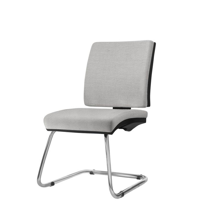 Cadeira-Simple-Assento-Courino-Cinza-Claro-Base-Fixa-Cromada---54966