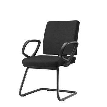 Cadeira-Simple-com-Braco-Fixo-Assento-Courino-Base-Fixa-Preta---54976
