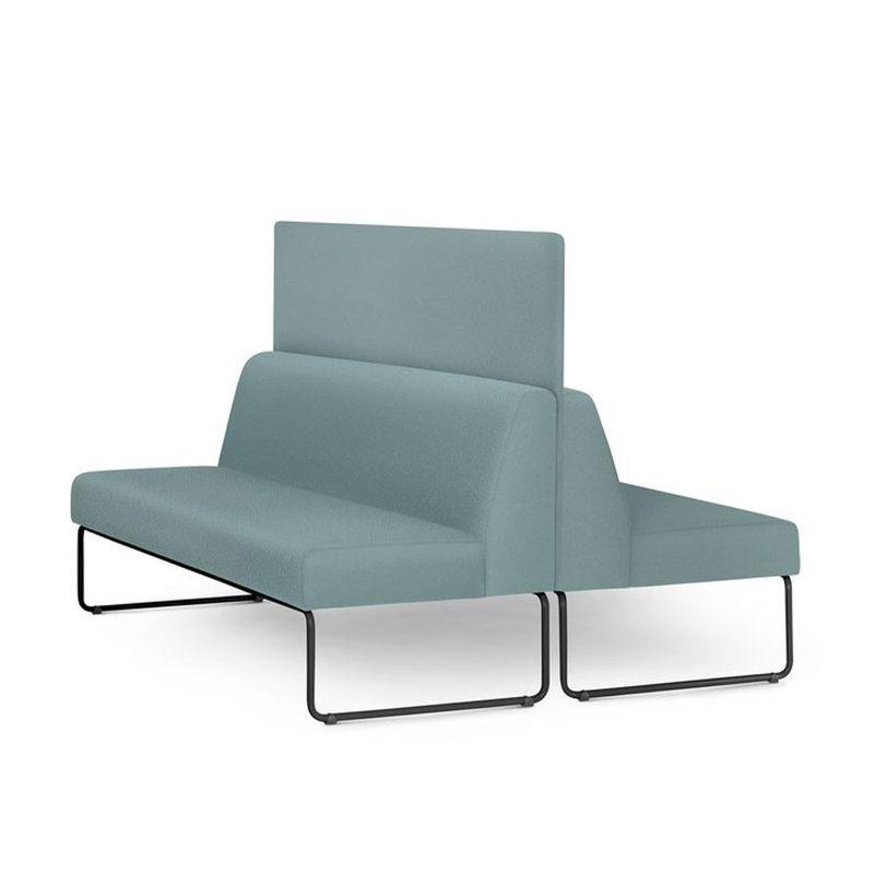 Sofa-Pix-com-2-Unidades-e-Painel-Divisor-Assento-Crepe-Verde-Agua-Base-Aco-Preto---55067