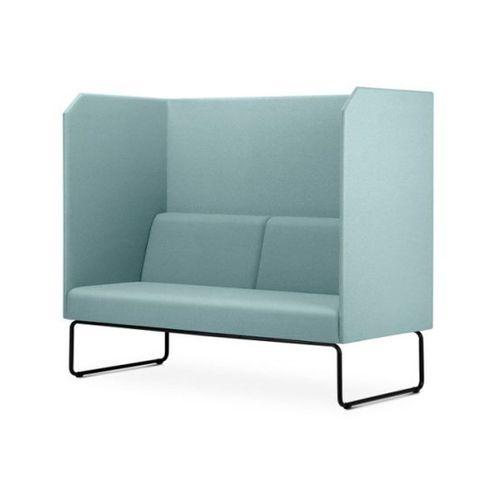 Sofa-Privativo-Pix-com-Divisoria-e-Assento-Crepe-Verde-Agua-Base-Aco-Preto---55082