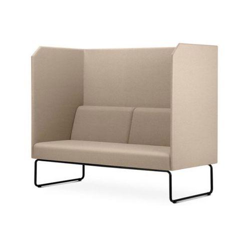 Sofa-Privativo-Pix-com-Divisoria-e-Assento-Crepe-Bege-Base-Aco-Preto---55083