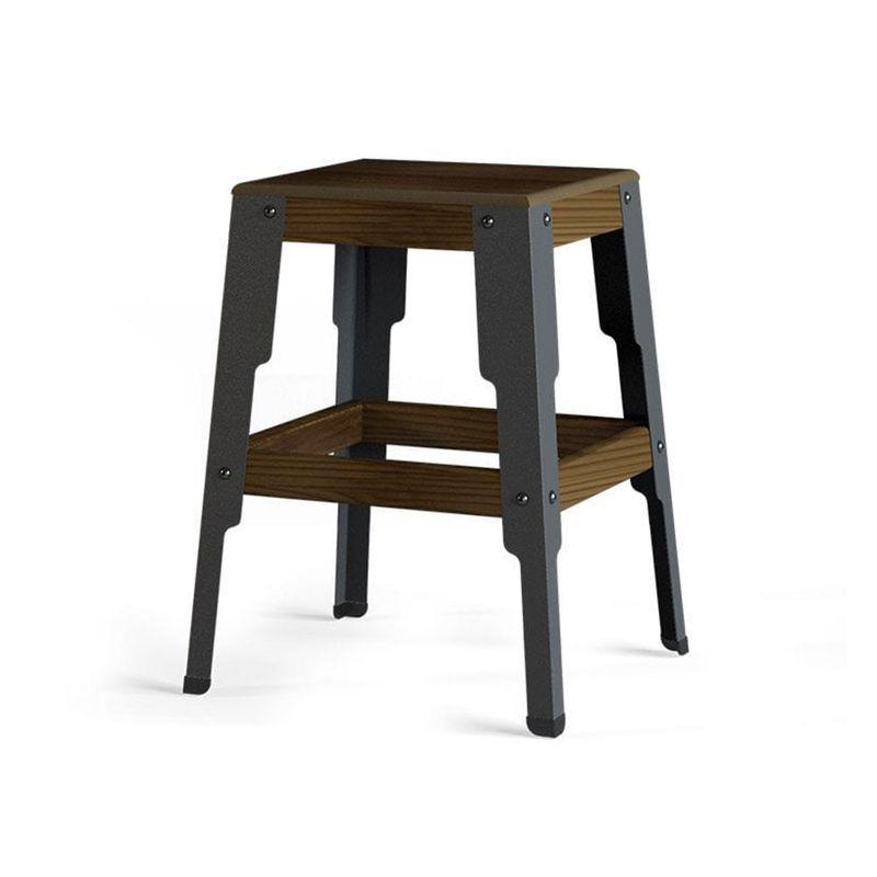 Banqueta-Baixa-Quadrada-Assento-em-Madeira-Base-Aco-Preta-45-cm--ALT----55214-