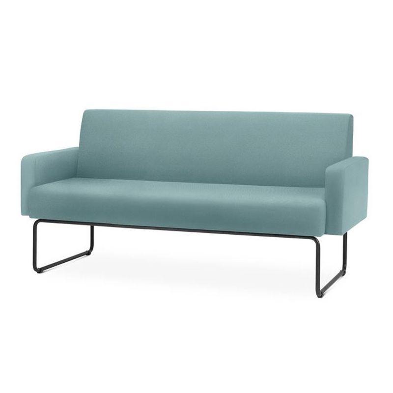 Sofa-Pix-com-Bracos-Assento-Crepe-Verde-Agua-Base-Aco-Preto---55099